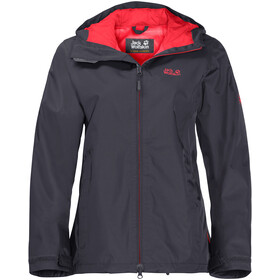 Jack Wolfskin Arroyo Jacket Women ebony